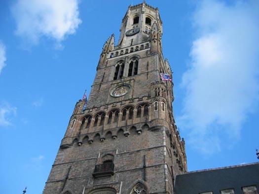 Bruges Belfrey