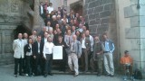 Delegates at the launch of CEU Deutschland with the signed Charter